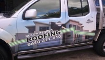 Recommended Roofing