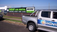 Sunshine Coast Hire Cars