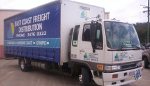 East Coast Freight Distribution