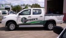 Hayden's Floor Coverings