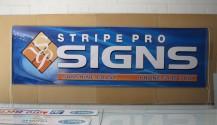 Stripe Pro Signs