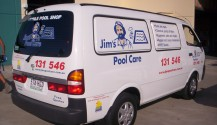 Jim's Pool Care
